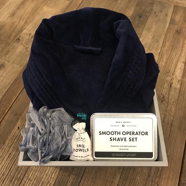 The Men's Bath Bundle