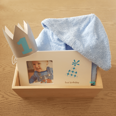 The First Birthday Bundle - Boy-Gifts for Little Ones-The Little Bundle Shop-The Little Bundle Shop