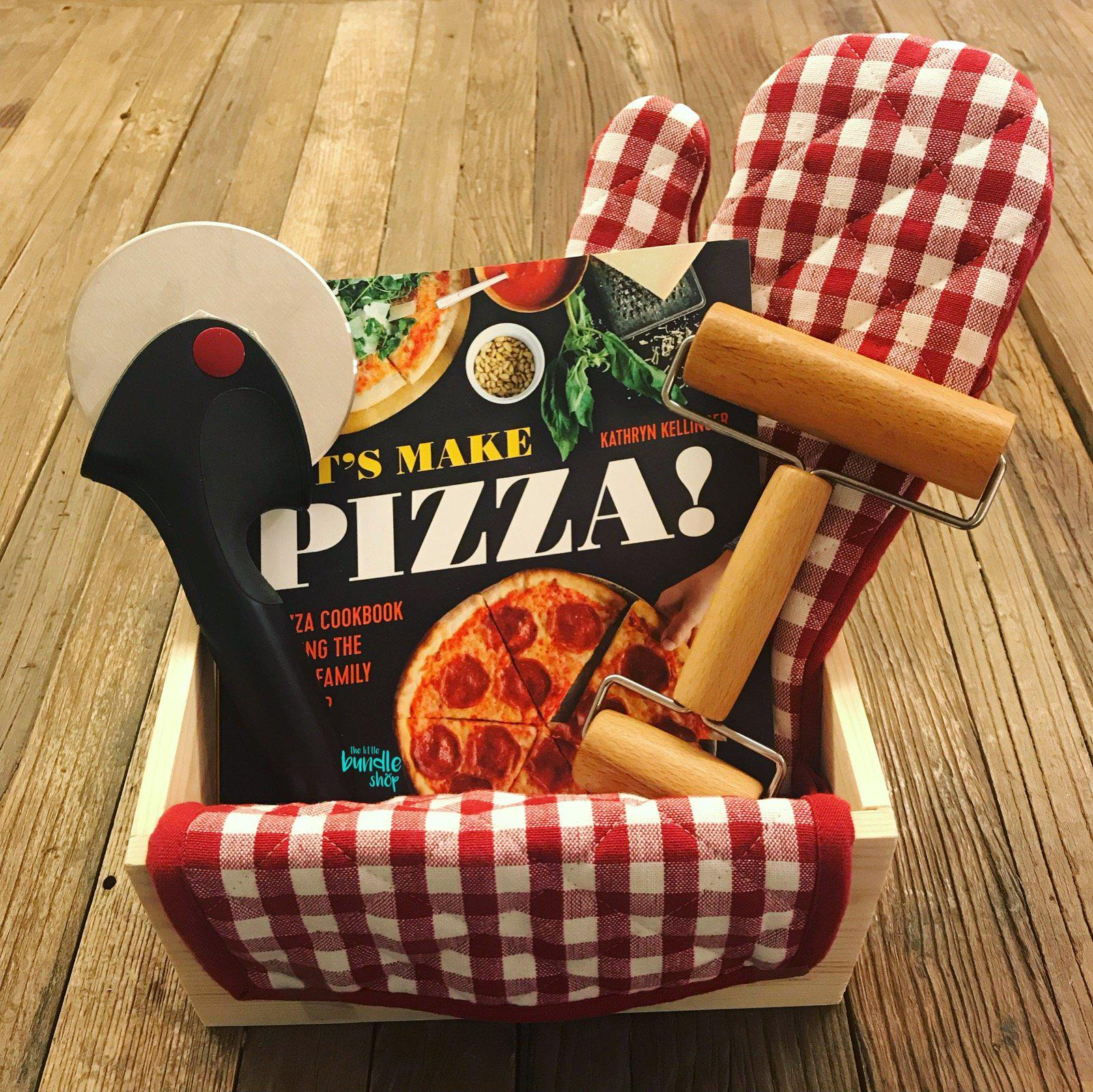 The Pizza Bundle-Gifts for Her-The Little Bundle Shop-The Little Bundle Shop