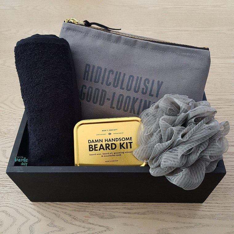 The Men's Grooming Bundle