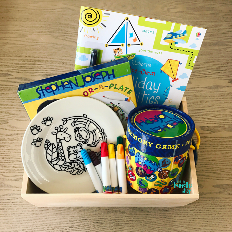 The Little Boys' Activity Bundle