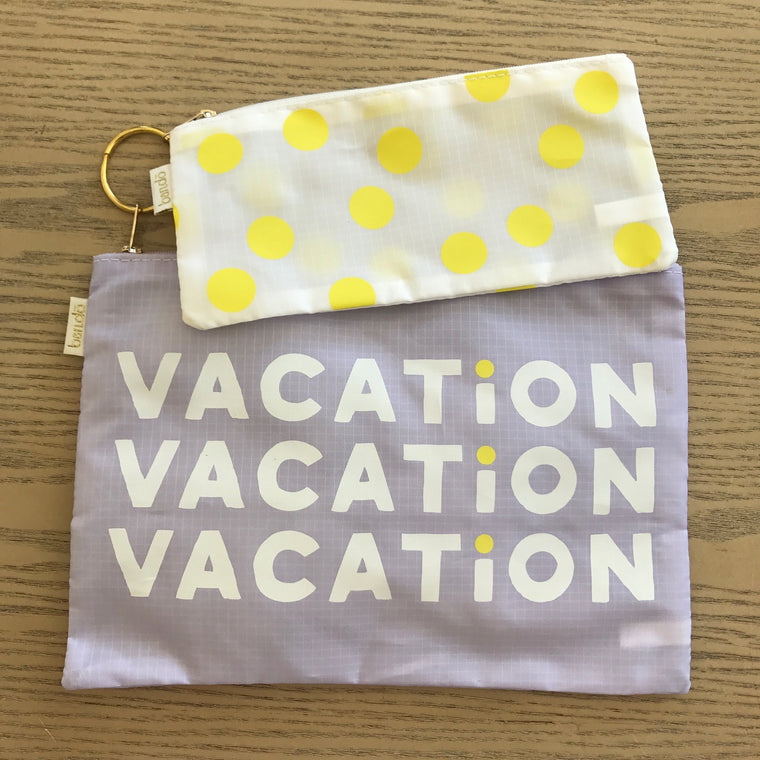 The Vacation Pouch