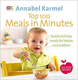Top 100 Meals in Minutes by Annabel Karmel-Gifts for Little Ones-The Little Bundle Shop-The Little Bundle Shop