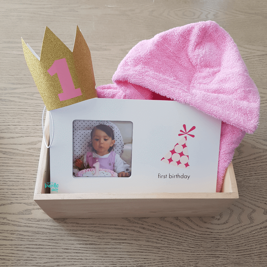 The Girl's First Birthday Bundle - The Little Bundle Shop