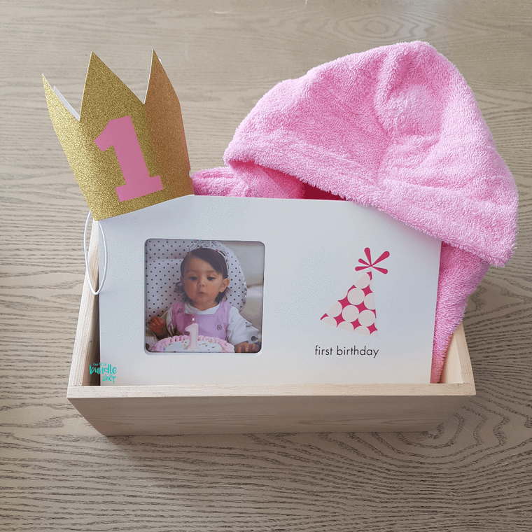 The Girl's First Birthday Bundle