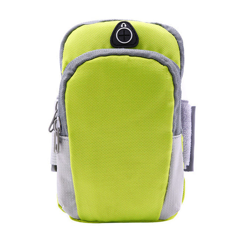 Outdoor Unisex Running Bag Waterproof Arm Bags For 4-6 inches Phone Gym Fitness Arms Wrist Bag Package Running Accessories