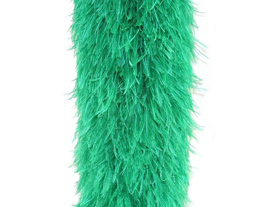 Extra Long Ostrich Feather Boa - Quality burlesque feather boas