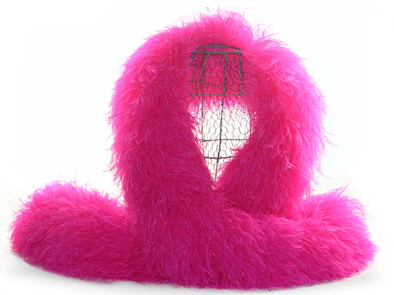 Ostrich Feather Boa