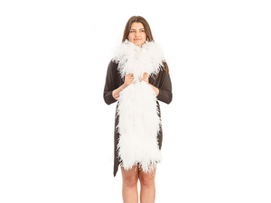 Super Long Ostrich Feather Boas - Burlesque Feather Boas
