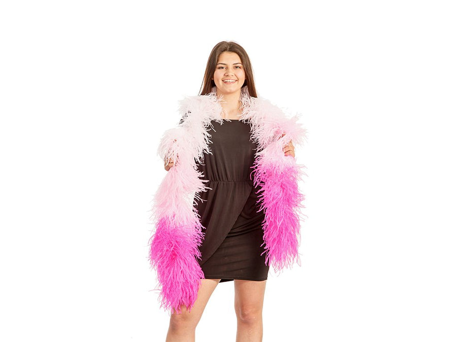 Ostrich Feather Boa | Luxurious Burlesque Feather Boas