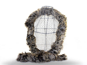 Coque Badger Hackle Boa