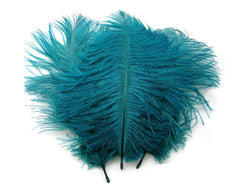 Ostrich Drab Feathers (Short)