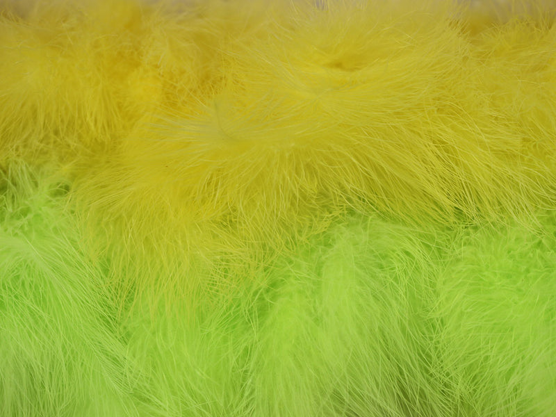 Turkey Marabou Feather Fringe
