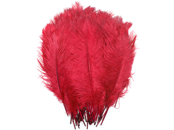 Ostrich Tail Feathers