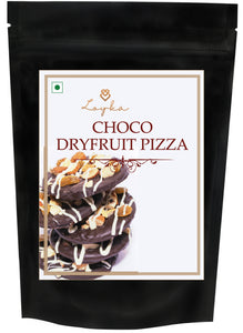 Loyka Choco Dryfruit Pizza Value for Money Pack (20 pieces)