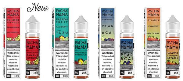 E-Juice Brand Review: Pachamama | Cheap eJuice