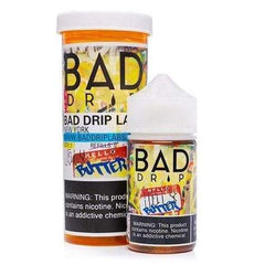 Bad Drip Labs Ugly Butter Vape Juice