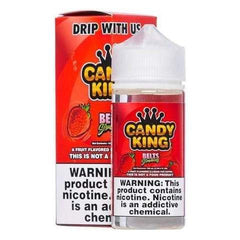 Candy King Strawberry Belts eJuice