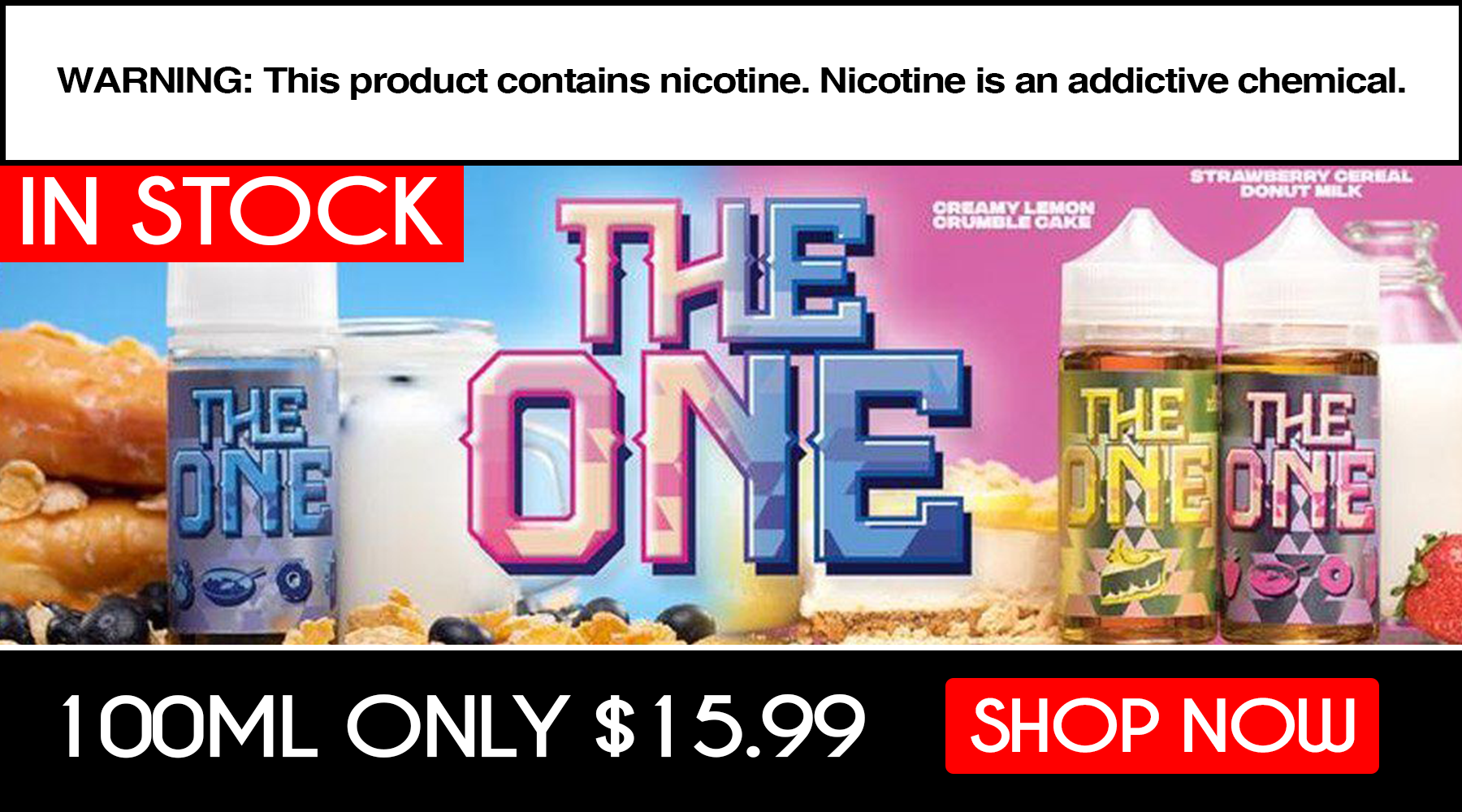The One Eliquid