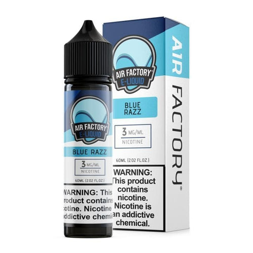 Air Factory Blue Razz eJuice