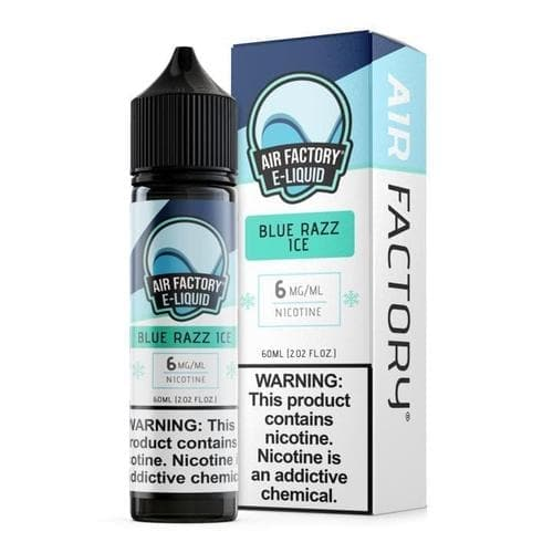 Air Factory Blue Razz Ice eJuice