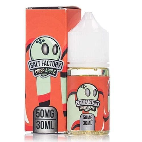 Air Factory Salt Crisp Apple eJuice