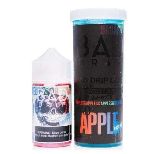 Bad Drip Labs Bad Apple Iced Out eJuice
