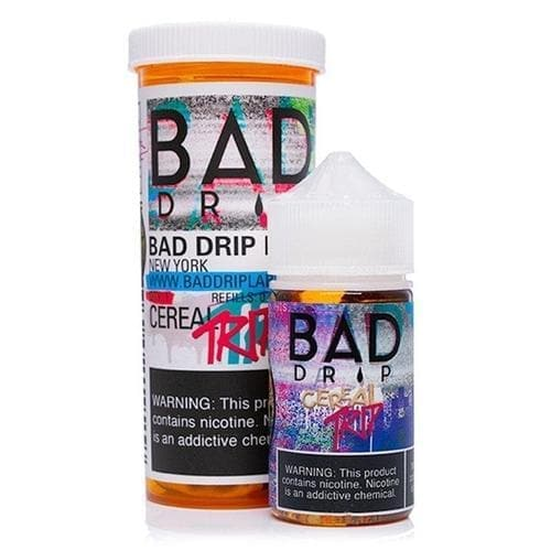 Bad Drip Labs Cereal Trip eJuice » Bad Drip Labs » Shop eJuice | Cheap eJuice