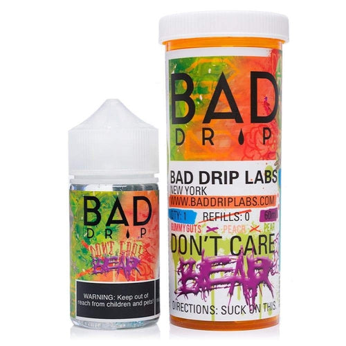 Bad Drip Labs Don't Care Bear eJuice » Bad Drip Labs » Shop eJuice | Cheap eJuice