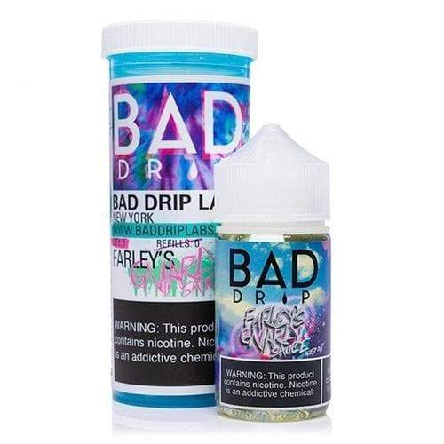 Bad Drip Labs Farley's Gnarly Sauce Iced Out eJuice » Bad Drip Labs » Shop eJuice | Cheap eJuice