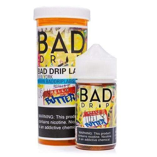 Bad Drip Labs Ugly Butter eJuice » Bad Drip Labs » Shop eJuice | Cheap eJuice