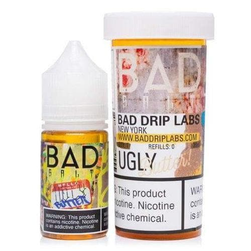 Bad Salts Ugly Butter eJuice » Bad Drip Salts » Shop Salt Nicotine | Cheap eJuice