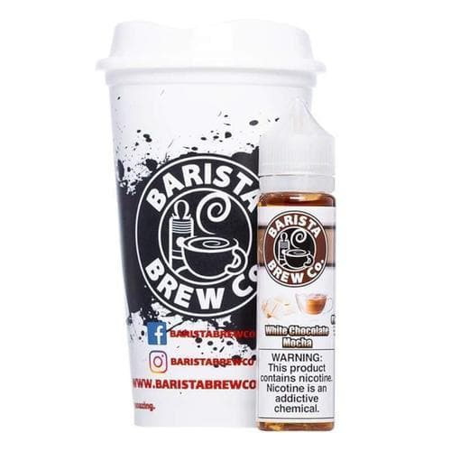 Barista Brew Co. White Chocolate Mocha eJuice
