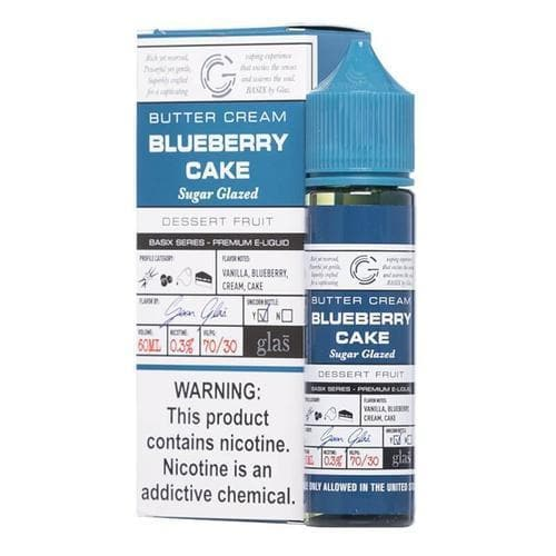 Basix Blueberry Cake eJuice