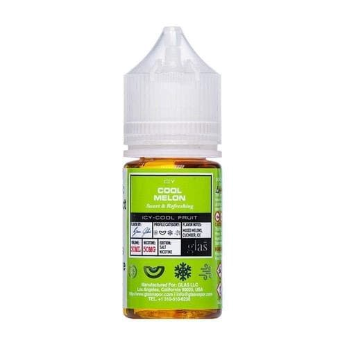 Basix Nic Salt Cool Melon eJuice