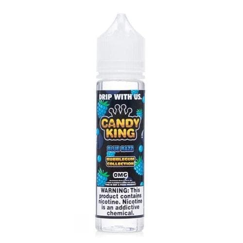 Candy King Bubblegum Collection Blue Razz eJuice » Candy King » Shop eJuice | Cheap eJuice