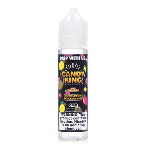 Candy King Bubblegum Collection Pink Lemonade eJuice