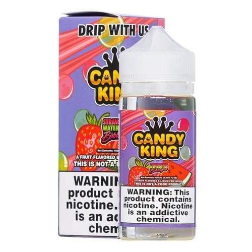 Candy King Strawberry Watermelon Bubblegum eJuice