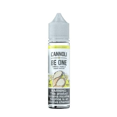 Cassadaga Liquids Cannoli Be One eJuice