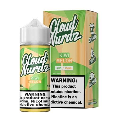 Cloud Nurdz Kiwi Melon eJuice