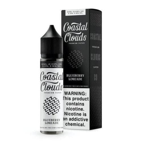 Coastal Clouds Blueberry Limeade eJuice