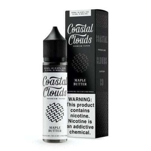 Coastal Clouds Maple Butter eJuice