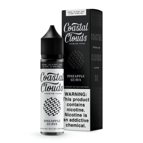 Coastal Clouds Pineapple Guava eJuice