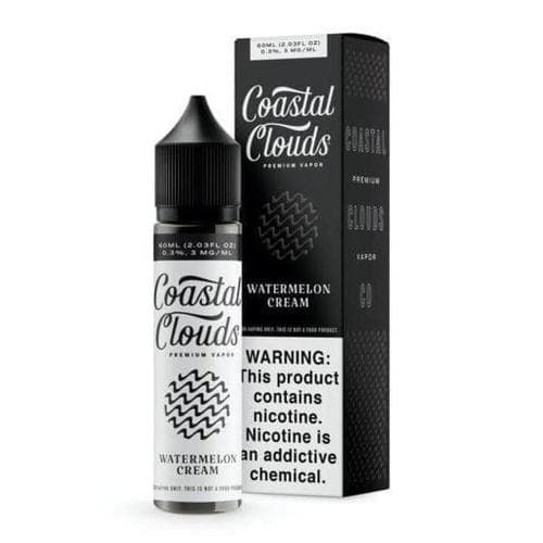 Coastal Clouds Watermelon Cream eJuice » Coastal Clouds » Shop eJuice | Cheap eJuice