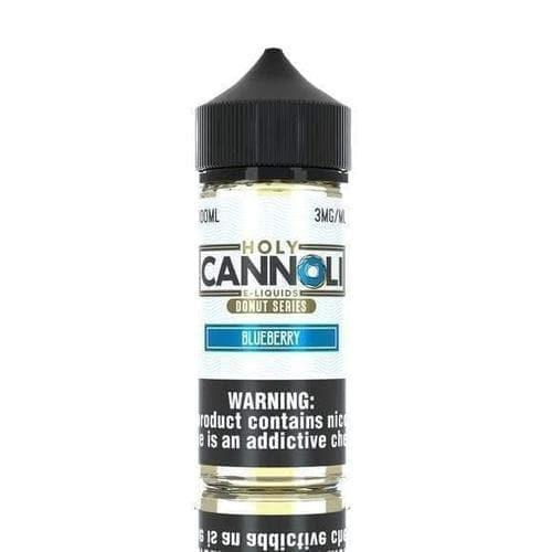 Holy Cannoli Donut Series Blueberry eJuice » Holy Cannoli » Shop eJuice | Cheap eJuice