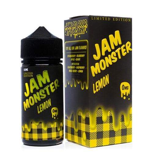 Jam Monster Lemon eJuice » Jam Monster E-Liquid » Shop eJuice | Cheap eJuice