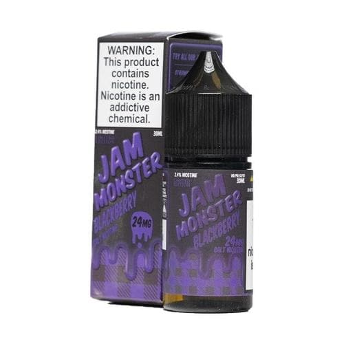 Jam Monster Salt Blackberry - Cheap eJuice