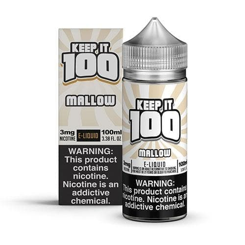 Keep It 100 Mallow eJuice » Keep It 100 » Shop eJuice | Cheap eJuice
