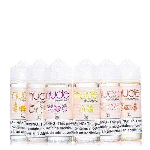 Nude eJuice 6 Pack Bundle