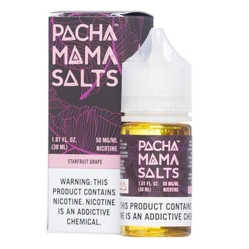 Pachamama Salt Starfruit Grape » Pachamama Salts » Shop Salt Nicotine | Cheap eJuice